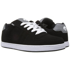 Osiris Relic - Black/White/White - Men's Skateboard Shoes