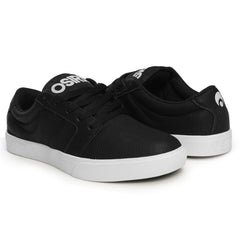 Osiris Lumin - Black/Perf - Men's Skateboard Shoes