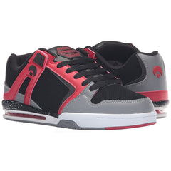 Osiris PXL - Red/Grey - Men's Skateboard Shoes