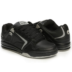 Osiris PXL - Black/Lt. Grey - Men's Skateboard Shoes