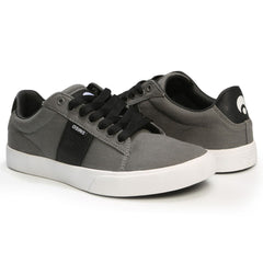 Osiris Rebound VLC - Grey/White/Bingaman - Men's Skateboard Shoes