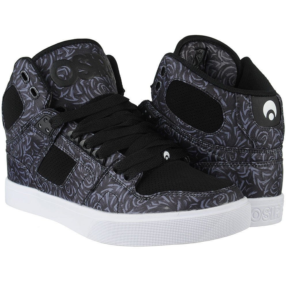 Osiris NYC 83 Vulc - Money/Rose - Women's Skateboard Shoes