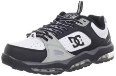 DC Versaflex 2 - White/Black/Armor - Men's Shoes