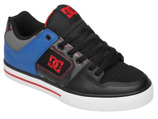 DC Pure SE - Black Camo - Men's Skateboard Shoes