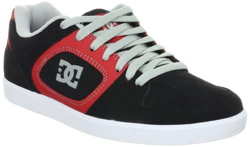 DC Union - Black/Grey/Red - Men's Shoe