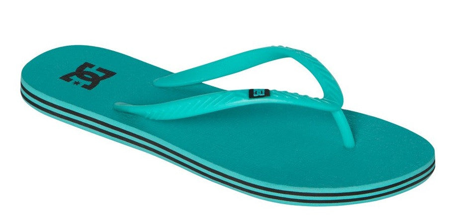 DC Spray - Green/Black - Women's Sandals