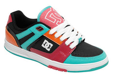 DC Stance Low - Black/Multi - Women's Shoes