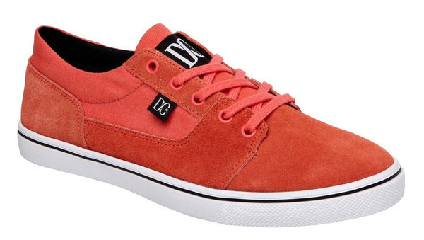 DC Bristol - Bright Red - Women's Shoes