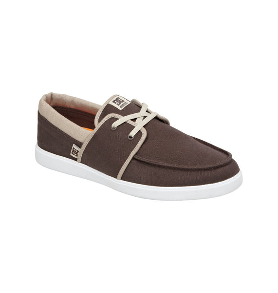 DC Hampton - Cobblestone/Dark Espresso - Men's Shoe