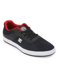 DC Mikemo Capaldis - Black/Dark Slate - Men's Shoes