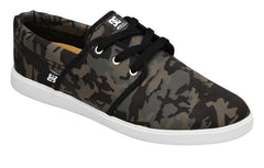 DC Haven - Camo Black - Men's Shoes