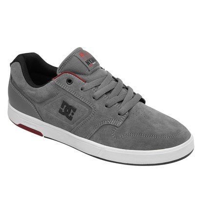 DC Nyjah - Grey - Men's Shoes