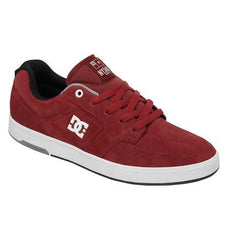 DC Nyjah - Red - Men's Shoes