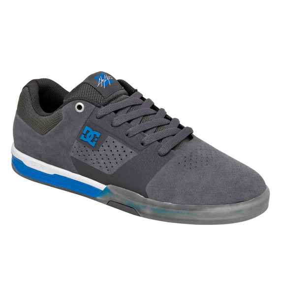 DC Cole Lite 2 - Grey/Royal - Men's Shoes