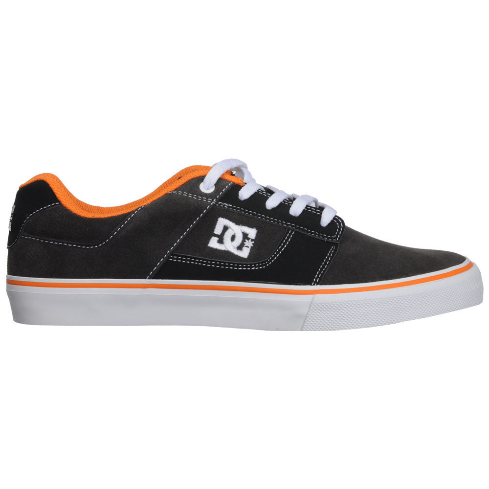DC Bridge - Pirate Black/Black - Mens Skateboard Shoes