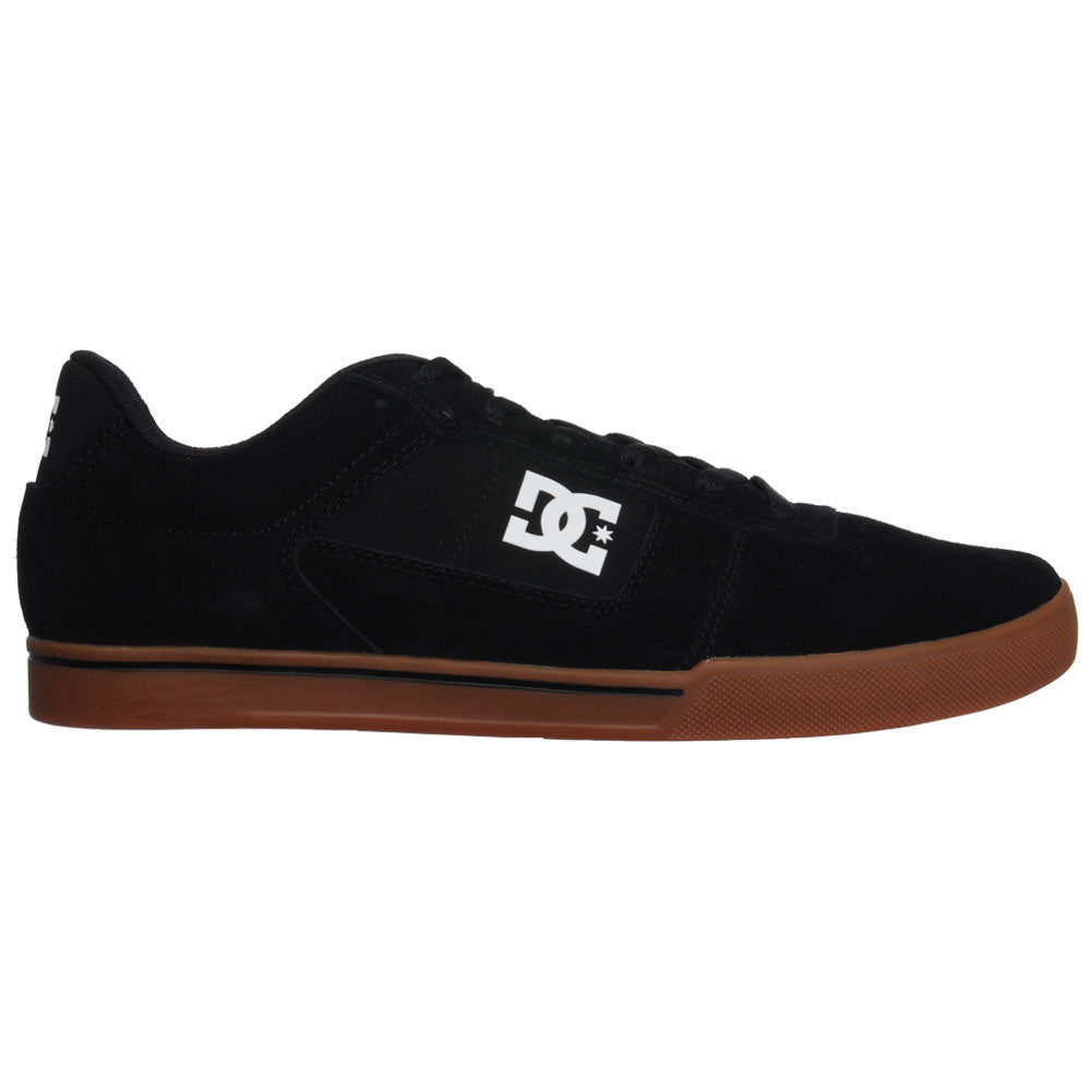 DC Cole Pro - Black/Gum - Mens Skateboard Shoes