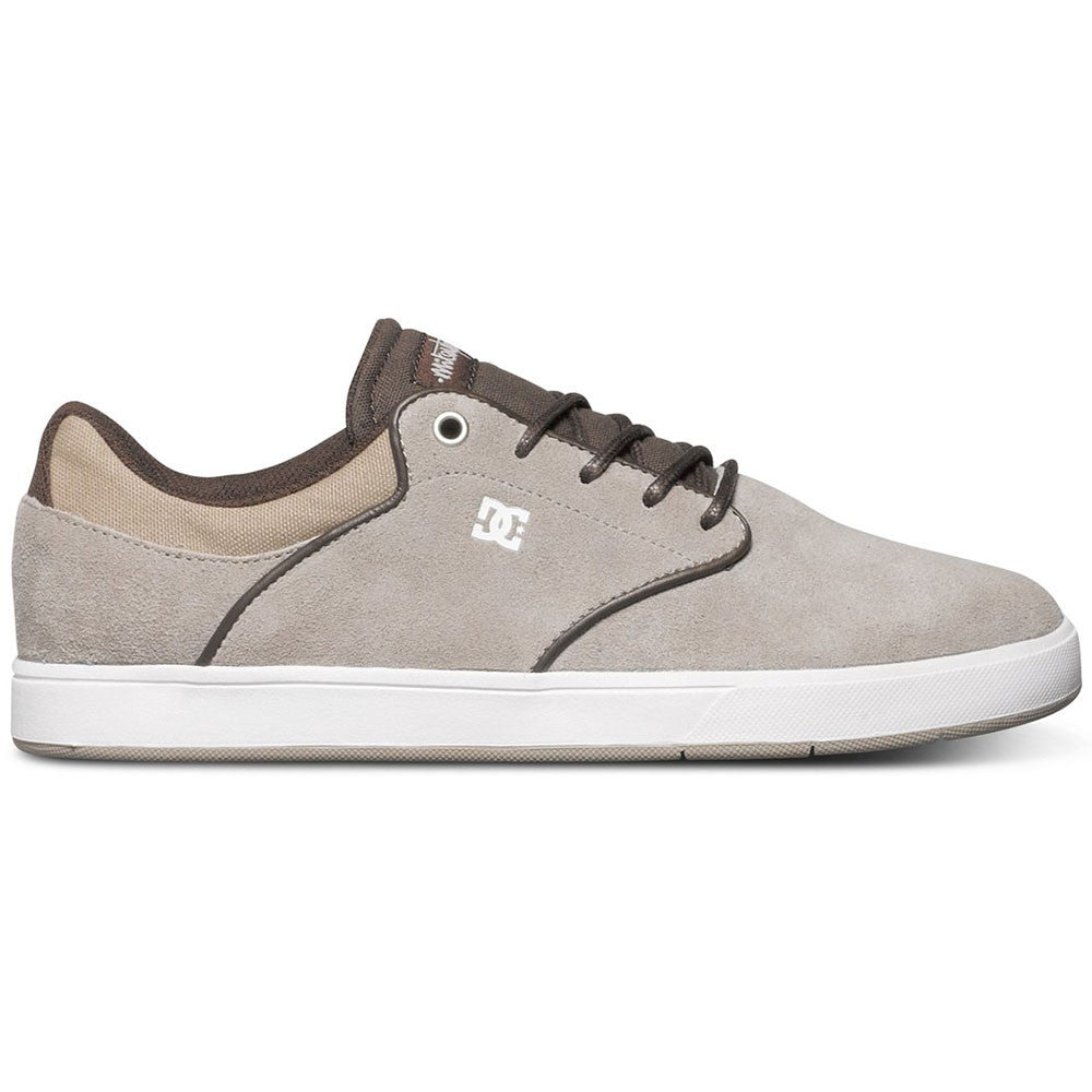 DC Mikey Taylor - Greige 998 - Men's Skateboard Shoes