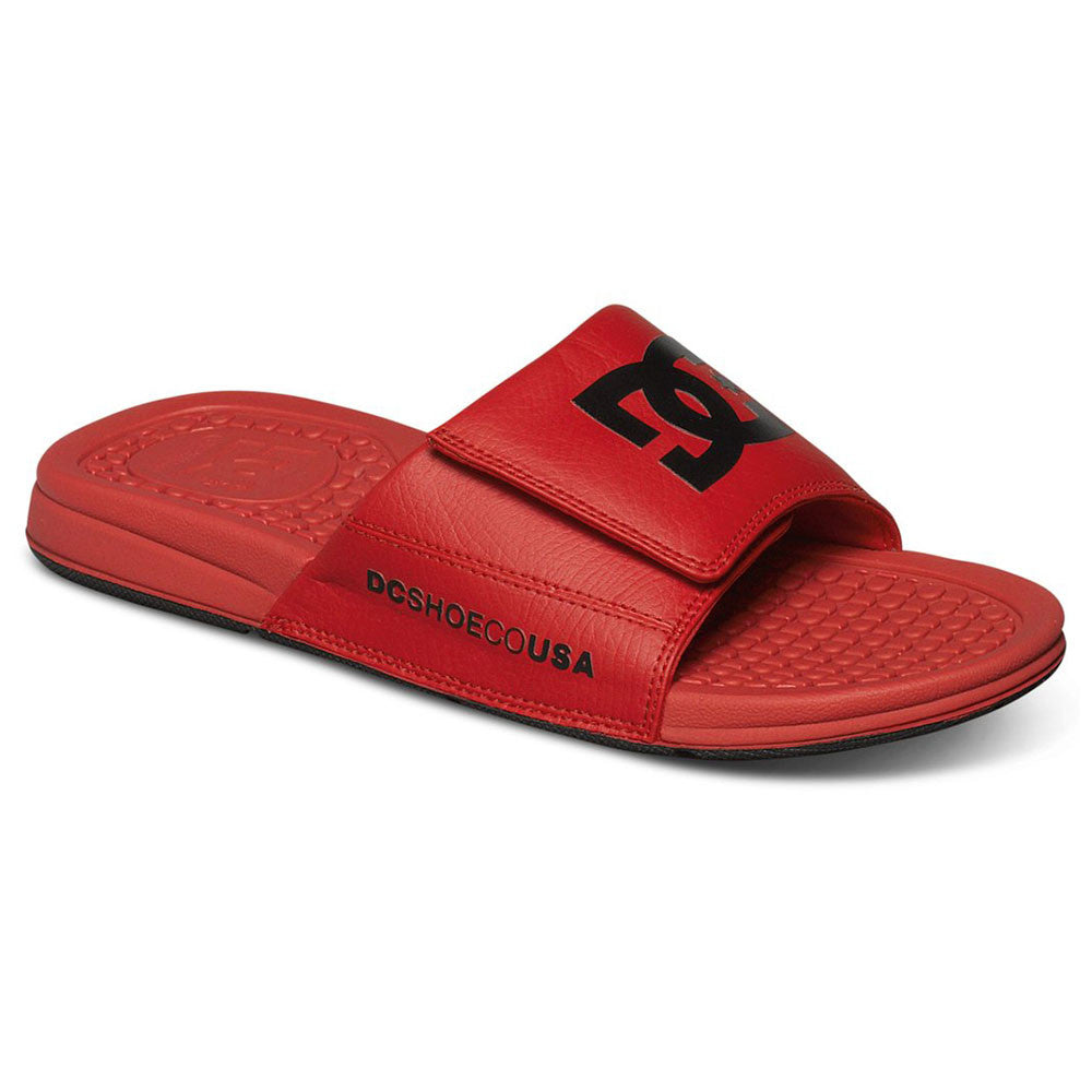 DC Drifter - Red/Black RDB - Men's Sandals