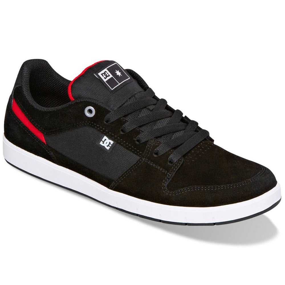 DC Complice S - Black/Red BLR - Men's Skateboard Shoes