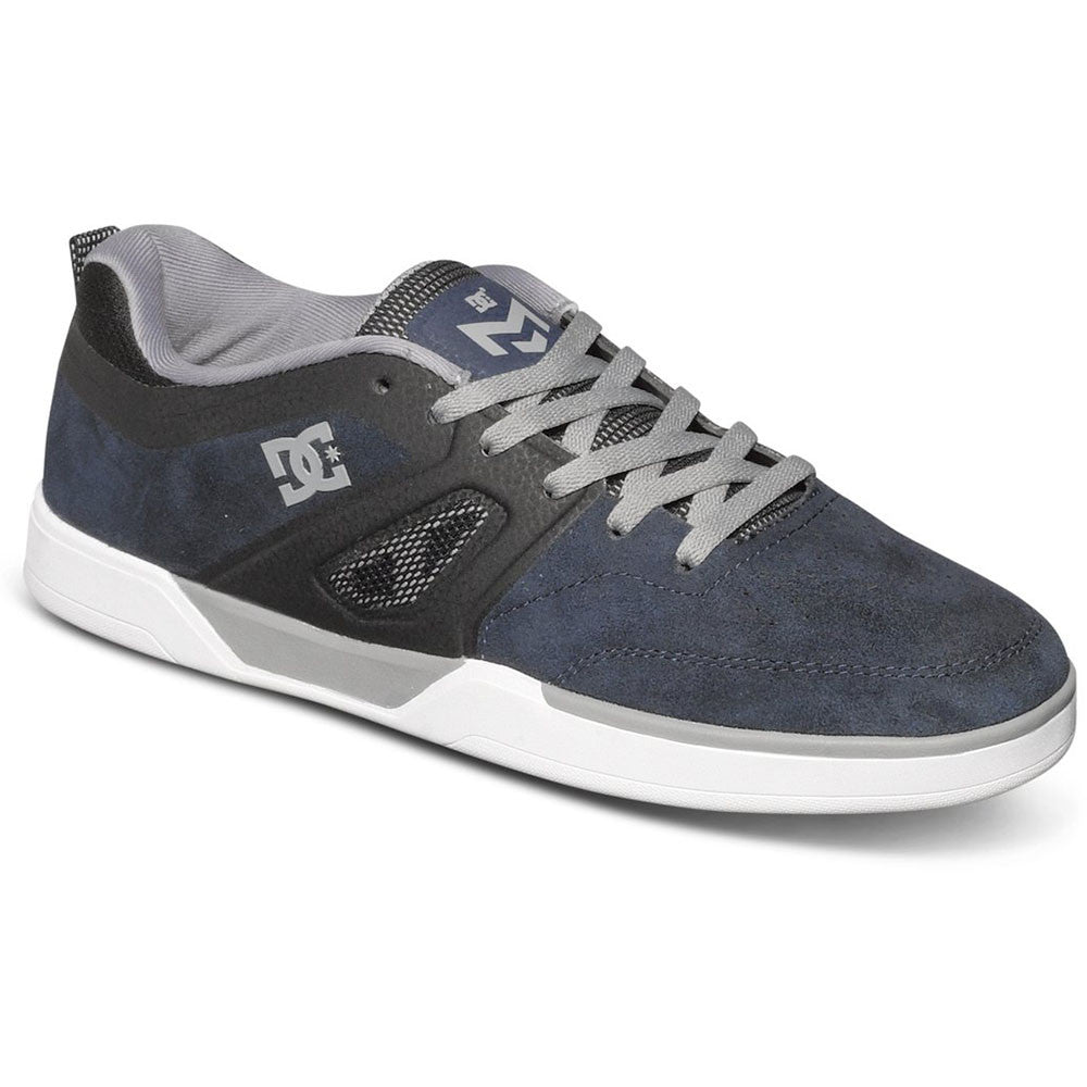 DC Matt Miller S - Navy/Grey NGH - Men's Skateboard Shoes