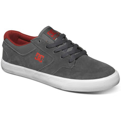 DC Nyjah Vulc - Dark Shadow DSD - Men's Skateboard Shoes