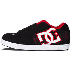 DC Net SE - Black Plaid BPA - Men's Skateboard Shoes