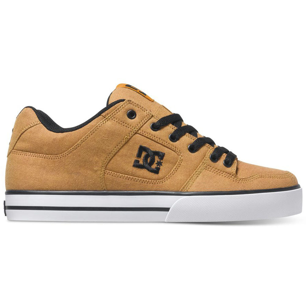 DC Pure TX SE - Tan - Men's Skateboard Shoes