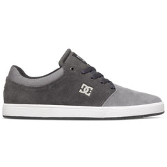 DC Crisis - Charcoal CHA - Men's Skateboard Shoes