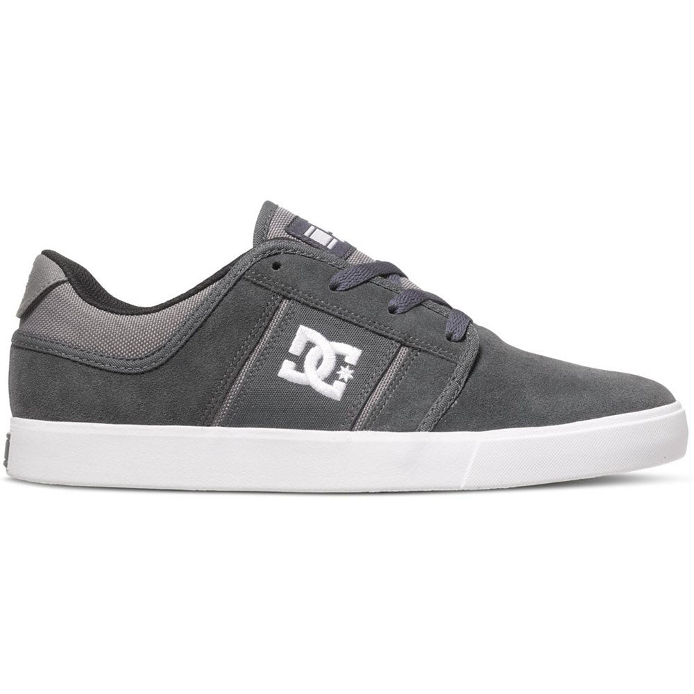 DC Rob Dyrdek Grand - Grey/White/Black GRW - Men's Skateboard Shoes