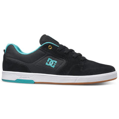 DC Nyjah - Black/Seafoam (NIB) - Men's Skateboard Shoes