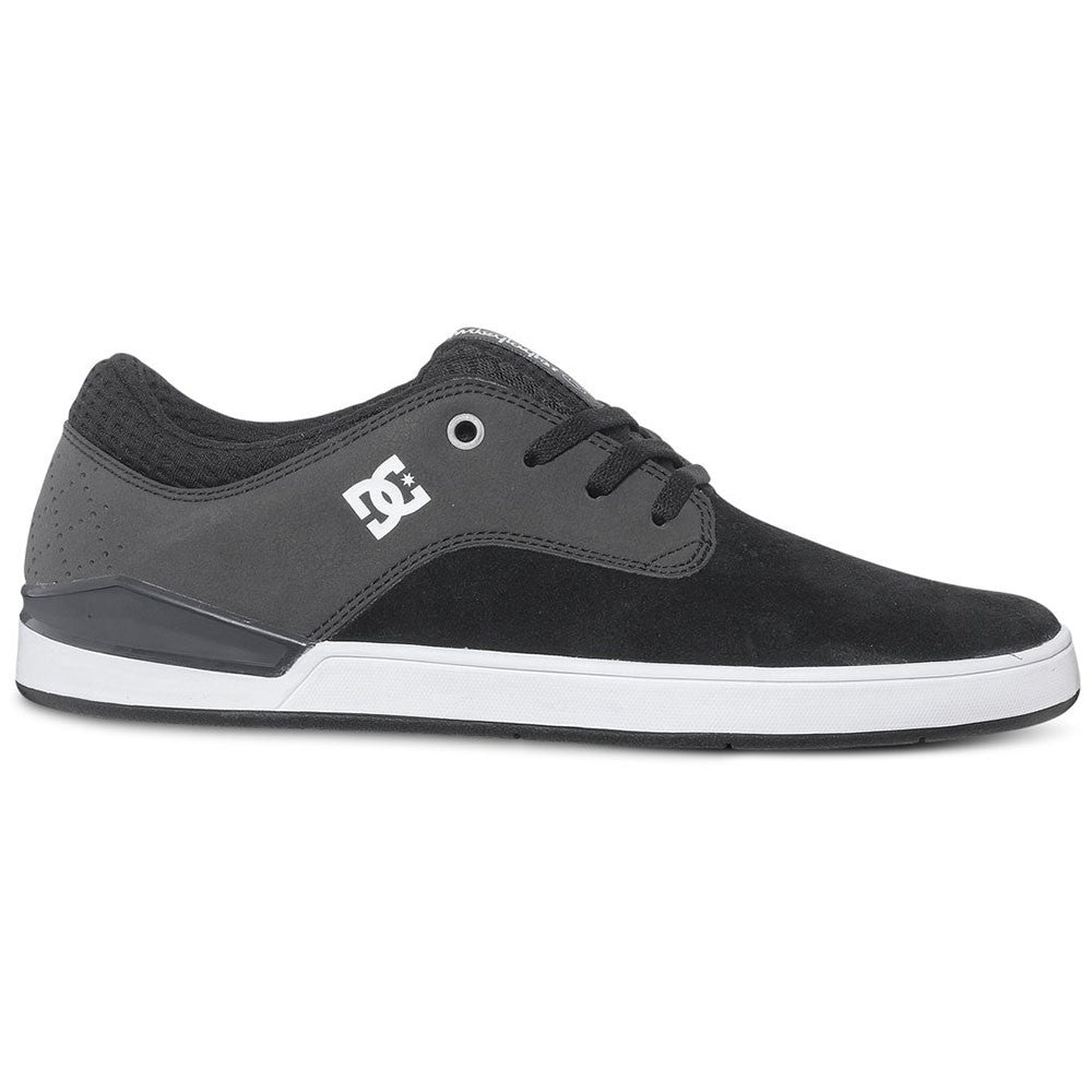 DC Mikey Taylor 2 S - Black Herringbone BL0 - Men's Skateboard Shoes