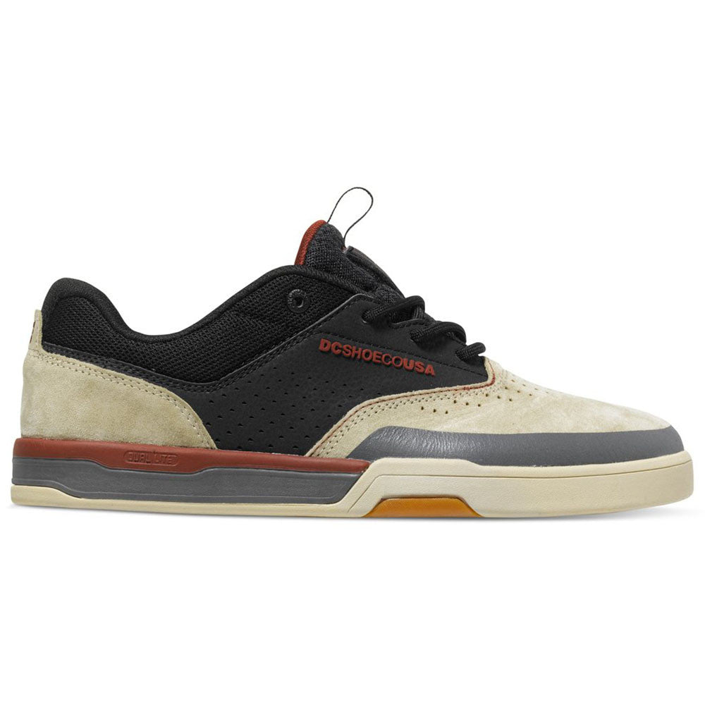 DC Cole Lite 3 S SE - Off White BO4 - Men's Skateboard Shoes