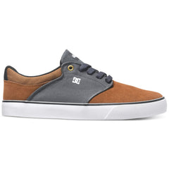DC Mikey Taylor Vulc - Brown BRN - Men's Skateboard Shoes
