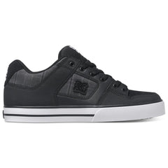DC Pure SE - Black BLK - Men's Skateboard Shoes