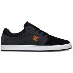 DC Crisis - Grey/Orange GO6 - Men's Skateboard Shoes