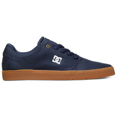 DC Crisis TX - Navy w/ Gum NGM - Men's Skateboard Shoes