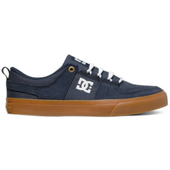 DC Lynx Vulc - Navy w/ Gum NGM - Men's Skateboard Shoes