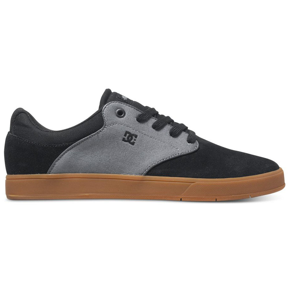 DC Mikey Taylor S - Charcoal/Black CB3 - Men's Skateboard Shoes