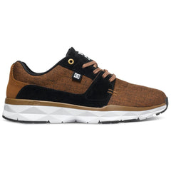 DC Player SE - Black/Brown/Black XKCK - Men's Skateboard Shoes