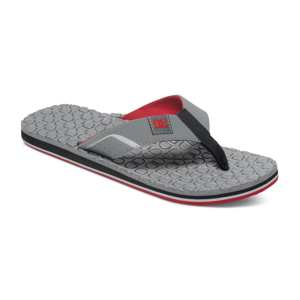 DC Kush - Cool Grey CO5 - Men's Sandals