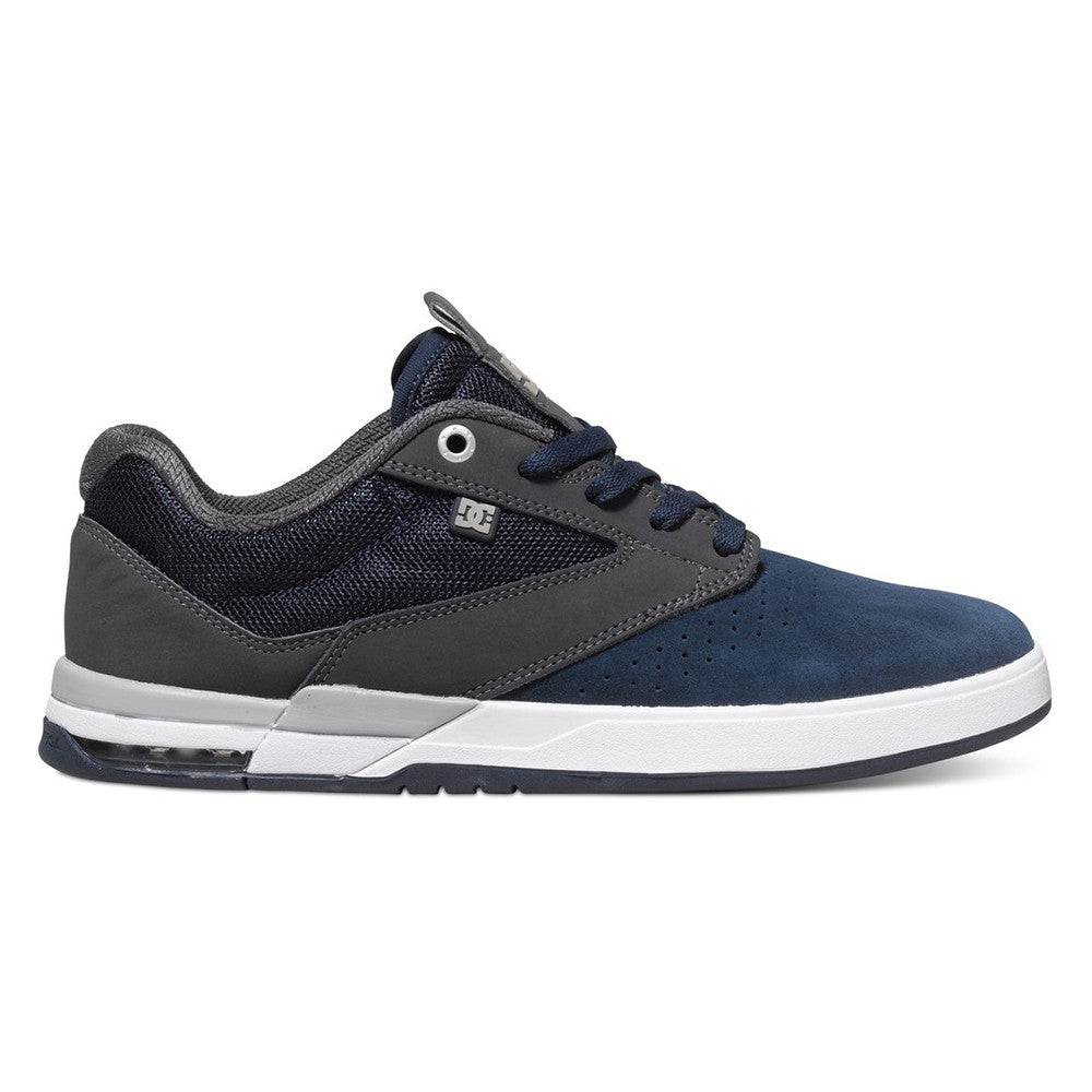 DC Wolf S - Navy/Grey NGH - Men's Skateboard Shoes