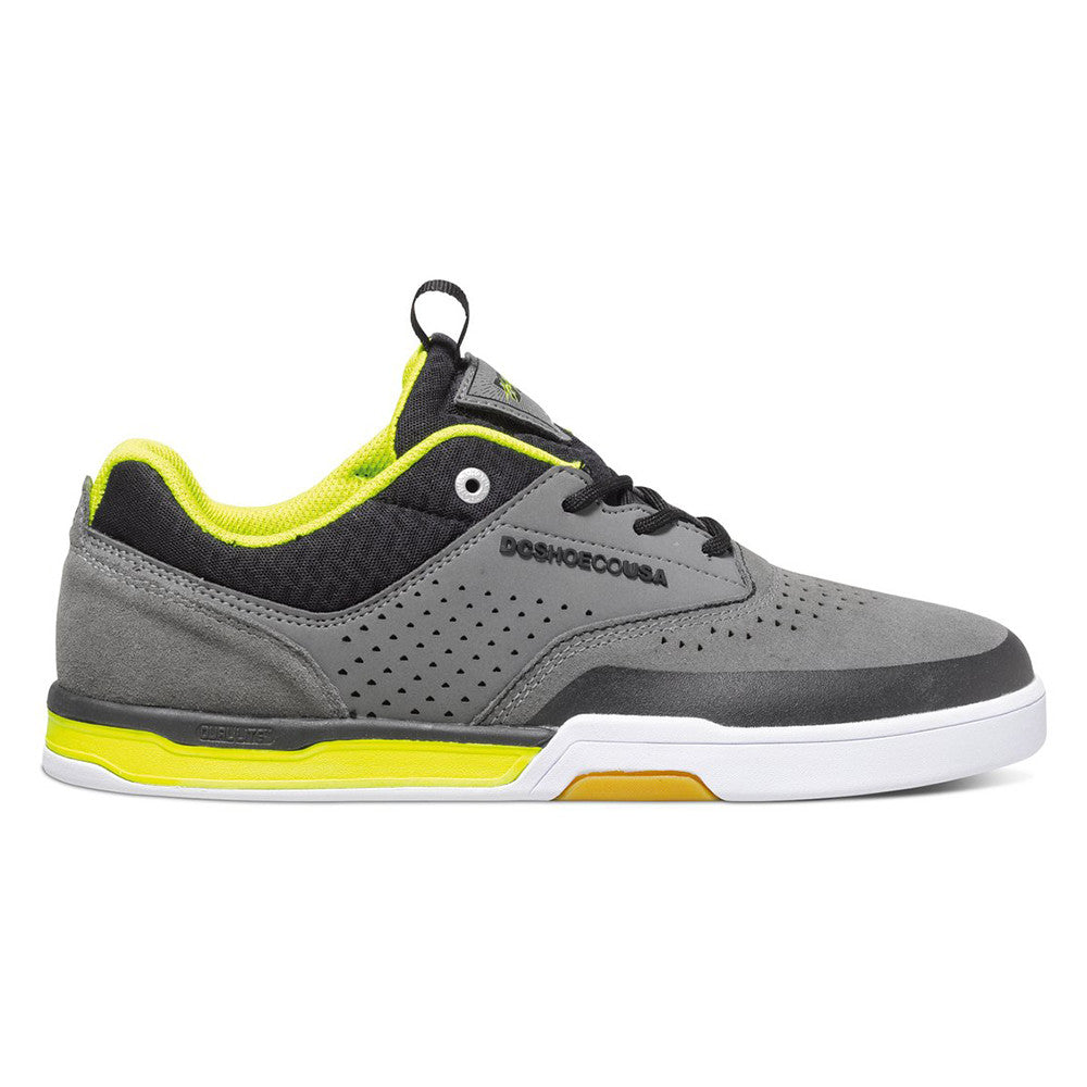 DC Cole Lite 3 S - Grey/Royal GRG - Men's Skateboard Shoes