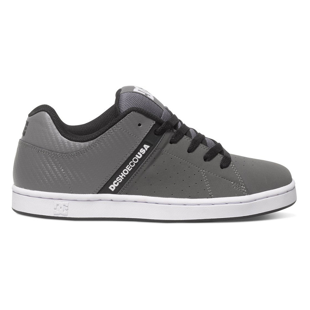 DC Wage SE - Grey/Black GYB - Men's Skateboard Shoes
