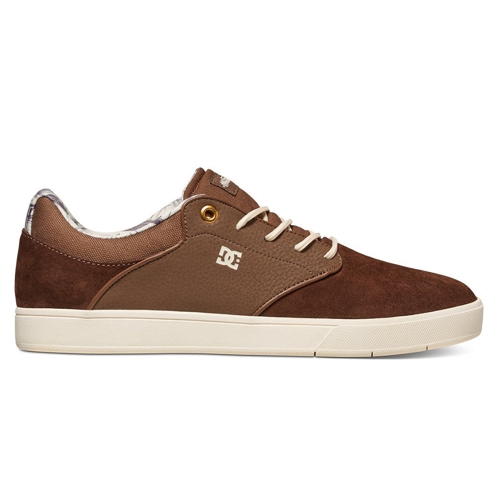 DC Mikey Taylor SE - Chocolate/Cream CCB - Men's Skateboard Shoes
