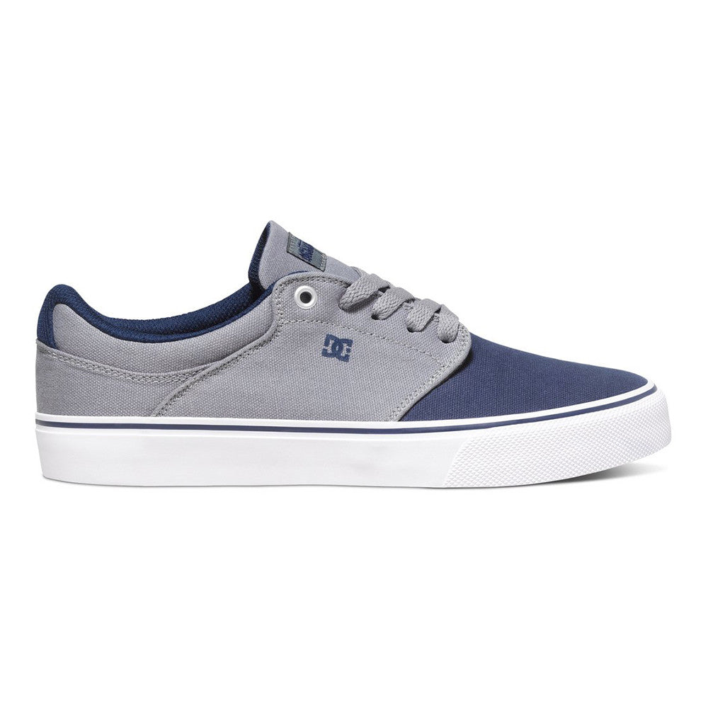 DC Mikey Taylor VU - Grey/Black GYB - Men's Skateboard Shoes