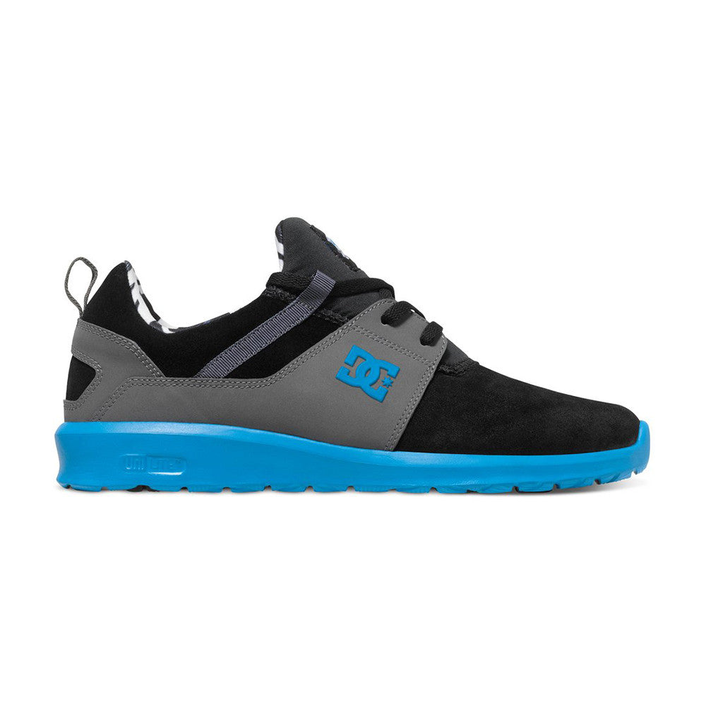 DC Heathrow KB - Cyan/Black CYB - Men's Skateboard Shoes