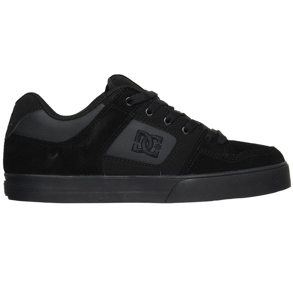 DC Pure - Black/Carbon (LCN) - Men's Skateboard Shoes