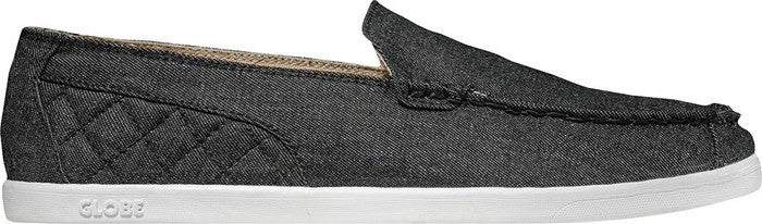 Globe Castro Generation - Black Denim - Men's Skate Shoes