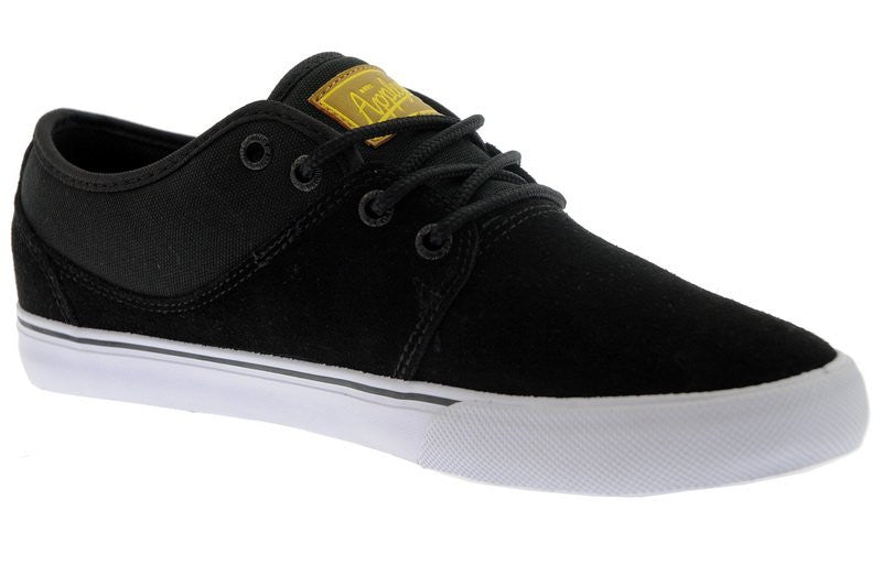 Globe Mahalo - Black/Tan - Skateboard Shoes