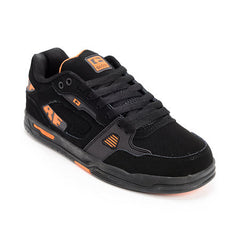Globe Lock - Black/Orange - Skateboard Shoes